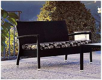 Скамья VARASCHIN OPEN OUTDOOR 2851