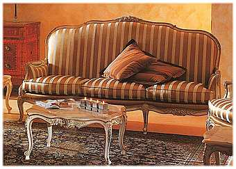 Диван ASNAGHI INTERIORS New classic collection 201402